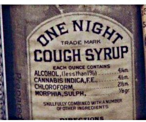 One night cough syrop