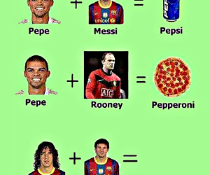 Puyol + Messi